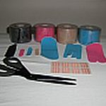 Kinesiotaping 150x150 - Spezial-Therapien